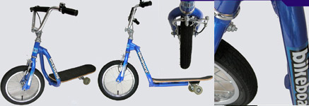 Mongoose BikeBoard Gromitz Model